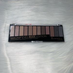 Rimmel London eyeshadow palette